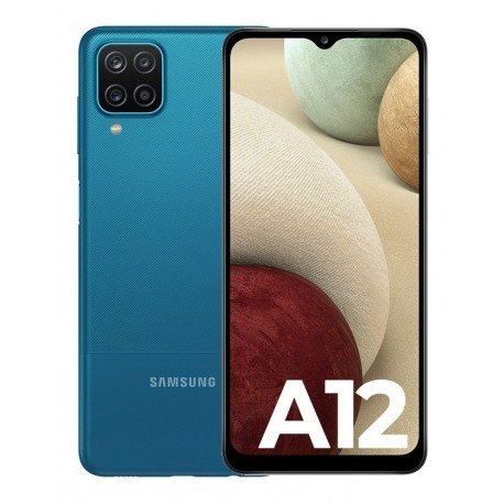 Celular Samsung Galaxy A12 64gb (Entrega Inmediata)