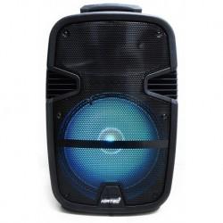 Cabina Sonido 12 Recargable 10000wrms Tripode Usb Bluetooth (Entrega Inmediata)