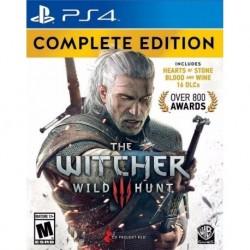 The Witcher 3 Complete Edition Ps4. Físico. Todos Los Dlc (Entrega Inmediata)