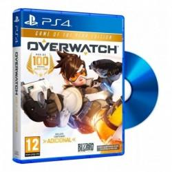 Overwatch Ps4. Edicion Juego Del Año. Incluye Bonus. Fisico (Entrega Inmediata)