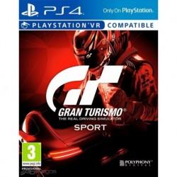 Gran Turismo Sport Playstation 4. Incluye Modo Vr. Español (Entrega Inmediata)