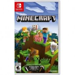 Minecraft Nintendo Swtich Fisico (Entrega Inmediata)