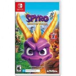 Spyro Nintendo Switch Reignited Trilogy (Entrega Inmediata)