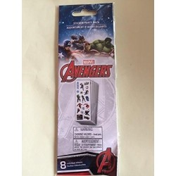 Avengers Sticker Party Pack