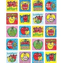 Manzanas Carson Dellosa: Pegatinas De Motivacion Dibujadas P