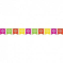 Conversión Creativa 324359 Papel Picado Banner Decorativo