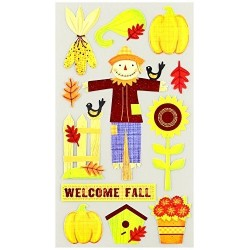 Sticko Welcome Fall Stickers