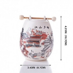 Feng Shui Zen Cerámica Quemador Aceite Esencial Difusor Titu