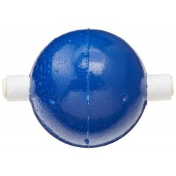 Molecular Models Blue Polystyrene Linear Nitrogen Atom Cente