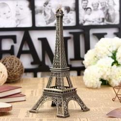 Figura De Torre Eiffel De París Estatua Modelo Clásico De