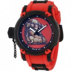 Reloj Invicta 11151 Hombre Russian Diver Lace Twin Red Artist Series Dial Polyurethane