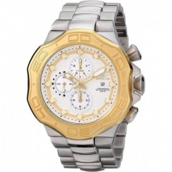 """Reloj Invicta 12432 Hombre """"DNA Chronograph"""" Stainless Steel and 18k Gold Ion Plating Bracelet"""