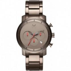 Reloj MC02-SN MVMT Chrono Hombre Leather Band, Analog , Chronograph with Date