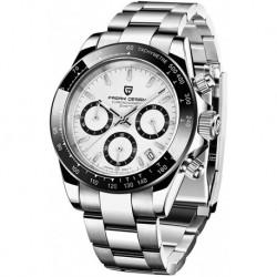 Reloj VK63 Pagani Design Japan MoveHombret Stainless Steel Waterproof Quartz Hombre ,Fashion Business Casual