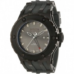 Reloj Invicta 12054 Hombre Subaqua Reserve Silver Grey Dial Rubber