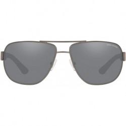 Gafas Armani AX Exchange Hombre Ax2012s Metal Rectangular