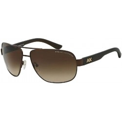 Gafas Armani Exchange AX2012S Pilot For Hombre+FREE CompliHombretary Eyewear Care Kit