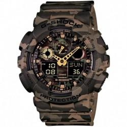 Reloj Casio GA-100CM-5ADR (G580) Hombre G-Shock GA100CM-5A Multi Resin Quartz
