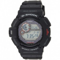 Reloj Casio G-9300-1DR (G342) G Shock Mudman Digital Dial Hombre - G9300-1 [ ]