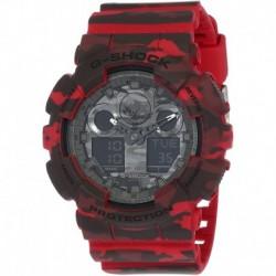 Reloj Casio GA-100CM-4ADR Hombre G SHOCK CAMO Analog-Digital Sport Quartz NWT GA-100CM-4A