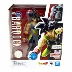 Sh Figuarts Dragon Ball Z Bardock Figura Bandai Nueva (Entrega Inmediata)