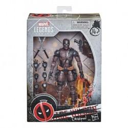 Marvel Legends Exclusivo Deadpool Wade Wilson Figura Hasbro (Entrega Inmediata)