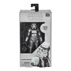 Star Wars Black Serie Stormtrooper Carbonizado Figura Hasbro (Entrega Inmediata)