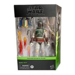Star Wars The Black Series Boba Fett Figura Hasbro Nueva (Entrega Inmediata)