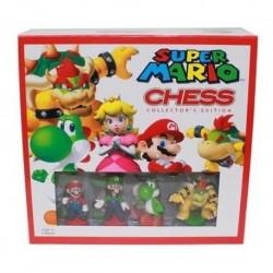 Super Mario Bros Chess Collector's Edition Ajedrez En Caja (Entrega Inmediata)