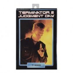 Terminator 2 Judgment Day Ultimate T-1000 Figura Neca (Entrega Inmediata)