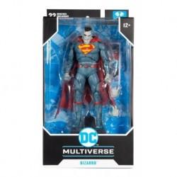 Dc Multiverse Bizarro Figura Mcfarlane Nueva (Entrega Inmediata)