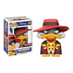 Disney Exclusivo Negaduck Figura Funko Pop (Entrega Inmediata)