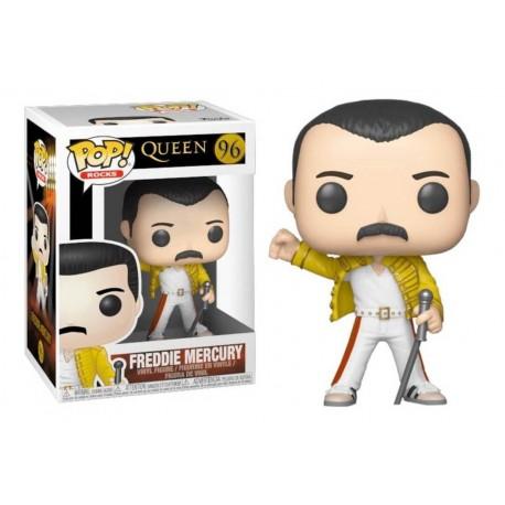 Queen Freddie Mercury Figura Funko Pop (Entrega Inmediata)