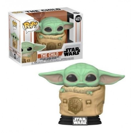 Star Wars The Mandalorian The Child Figura Funko Pop (Entrega Inmediata)
