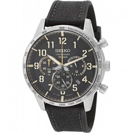 Reloj Seiko SSB367 Hombre Chronograph/Essentials Stainless S (Importación USA)