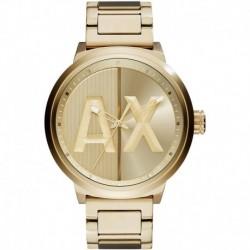Reloj A|X Armani Exchange AX1363 Hombre Gold Tone Stainless (Importación USA)