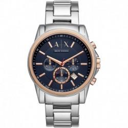 Reloj A|X Armani Exchange AX2516 Hombre Stainless Steel (Importación USA)