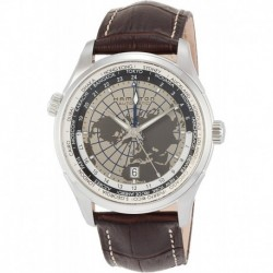 Reloj H32605581 Hamilton Jazzmaster GMT Auto Second Time Zon (Importación USA)