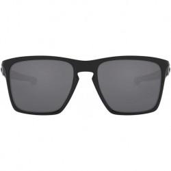 Gafas Oakley Hombre Oo9341 Sliver Xl Rectangular (Importación USA)