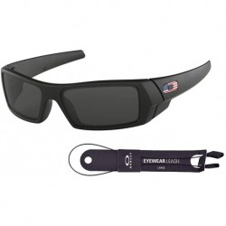 Gafas Oakley Gascan OO9014 For Men BUNDLE with Accessory 1 (Importación USA)