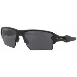 Gafas Oakley Hombre Flak 2.0 XL OO9188-07 Rectangular (Importación USA)