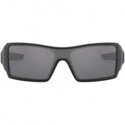 Gafas Oakley Hombre Oo9081 Oil Rig Shield (Importación USA)