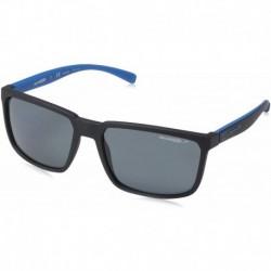 Gafas Arnette Hombre AN4251 Stripe Rectangular Matte (Importación USA)