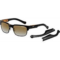 Gafas Arnette Hombre AN4205 Dean Rectangular Black On Transp (Importación USA)
