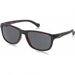 Gafas Arnette Hombre AN4214 Straight Cut Rectangular Matte (Importación USA)