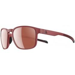 Gafas Adidas Protean AD3275 3500 Trace Matte Maroon/LST Acti (Importación USA)