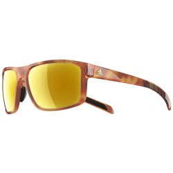 Gafas Adidas 425 6064 Brown Havana Gold Wildcharge Square Cy (Importación USA)