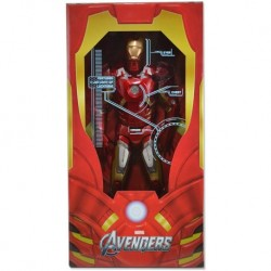 Figura NECA Avengers Iron Hombre 18 Action Figure Scale 1:4