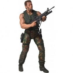 Figura NECA Predators Dutch Arnold Schwarzenegger Action Fig