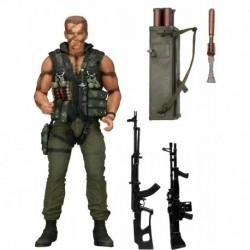 Figura NECA Commando Scale 30th Anniversary Ultimate John Ma